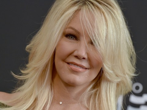 Heather Locklear 'hospitalised after overdose' hours after bailing herself out of jail