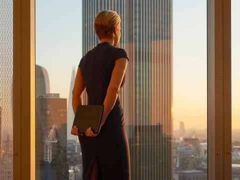 As a woman in finance, I know how much the alpha male culture dominates the industry