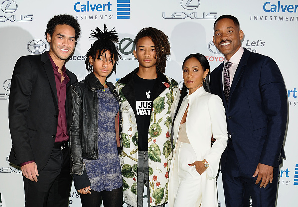 Jada Pinkett Smith knew her children would be 'different'