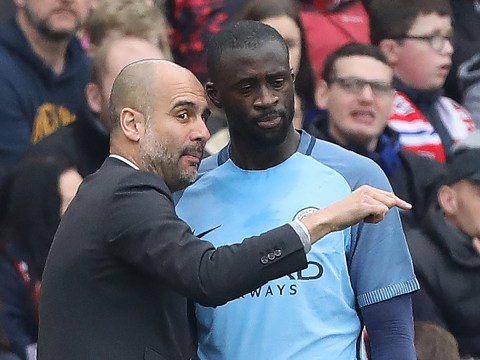 Yaya Toure accuses Pep Guardiola of mistreating African players in explosive interview