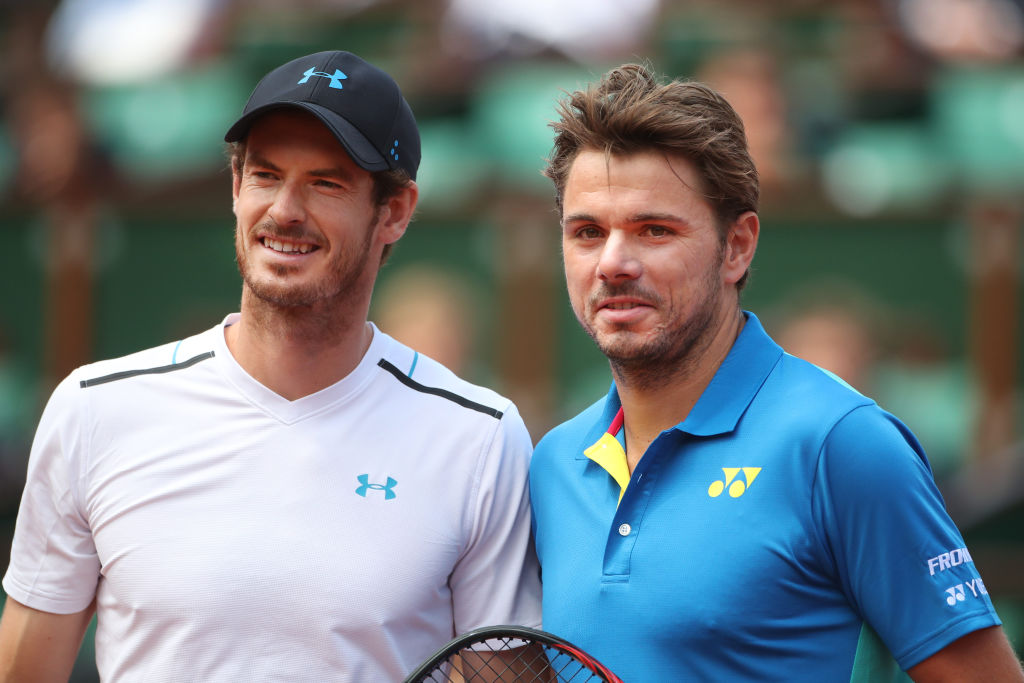 Andy Murray handed horror Stan Wawrinka draw at Eastbourne
