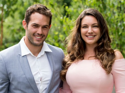Kelly Brook's decision to 'lick a stripper's nipple' lead to 'massive row' with boyfriend Jeremy Parisi