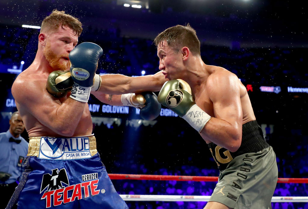 Gennady Golovkin and Canelo Alvarez agree to rematch on September 15