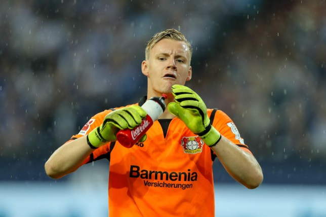 50c6c1b39e2 Bernd Leno is set to sign for Arsenal in a £22m deal from Bayer Leverkusen  (Picture  Getty)