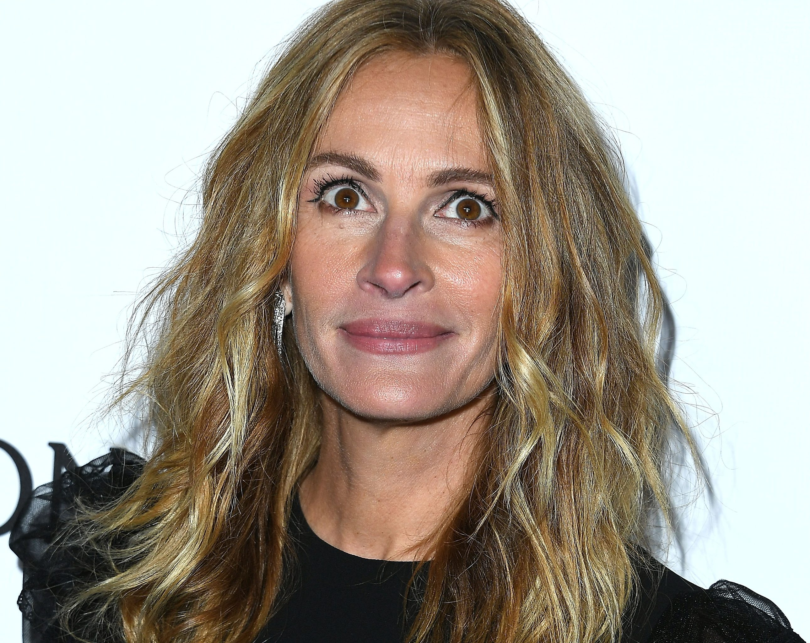 Julia Roberts is all smiles as she joins Instagram – but doesn't bother following anyone