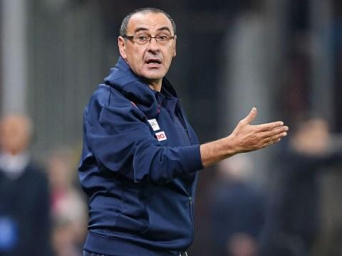 No Chelsea contact over Maurizio Sarri, says Napoli chief