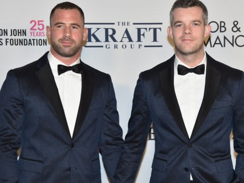 Russell Tovey splits from Steve Brockman just months after confirming engagement