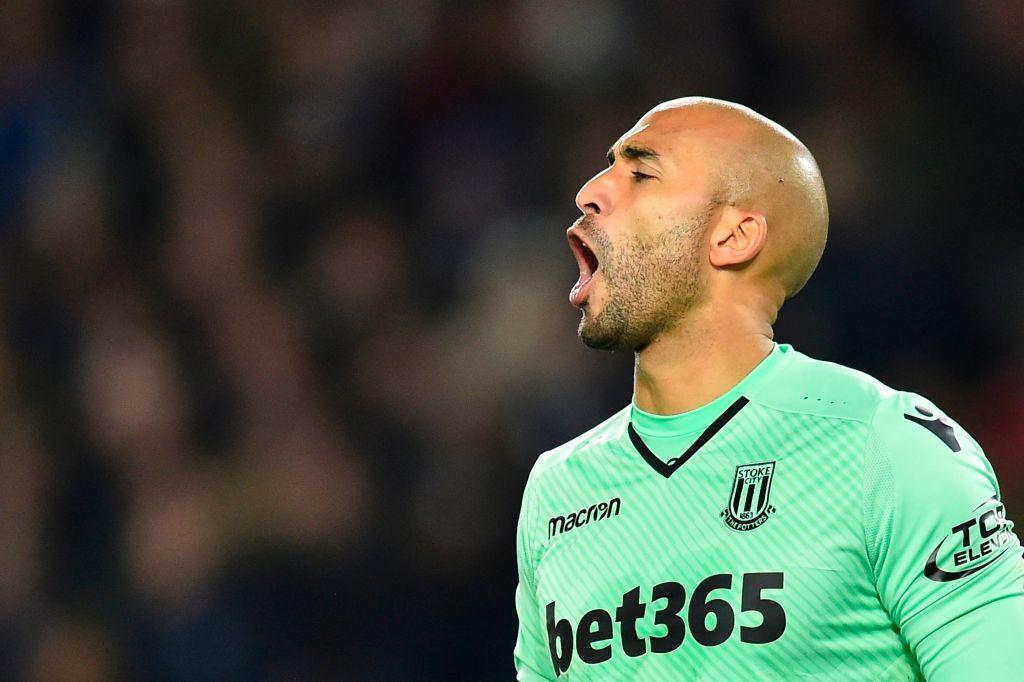 Jose Mourinho poised to make Stoke City goalkeeper Lee Grant his third summer signing