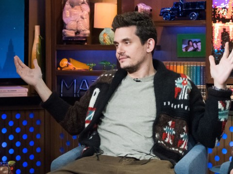 John Mayer admits he doesn't have the greatest track record with dating celebrities