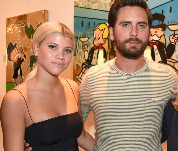 Scott Disick reveals he 'had no idea' he and Sofia Richie split after dad Lionel 'threatened to cut her off'