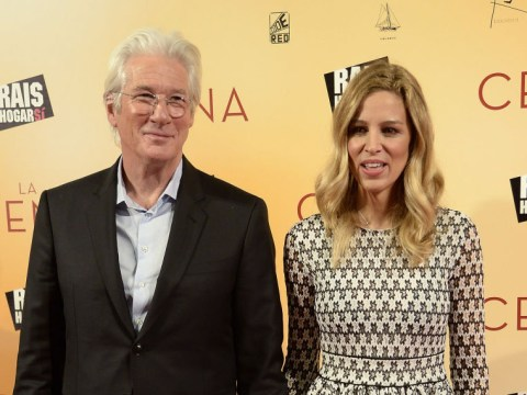'I'm the happiest man in the universe' Richard Gere marries 35-year-old girlfriend Alejandra Silva