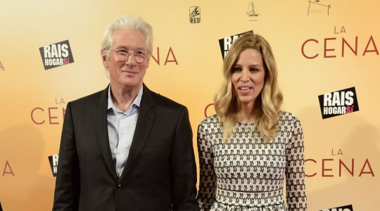 Richard Gere to become a dad again at 69 – three months