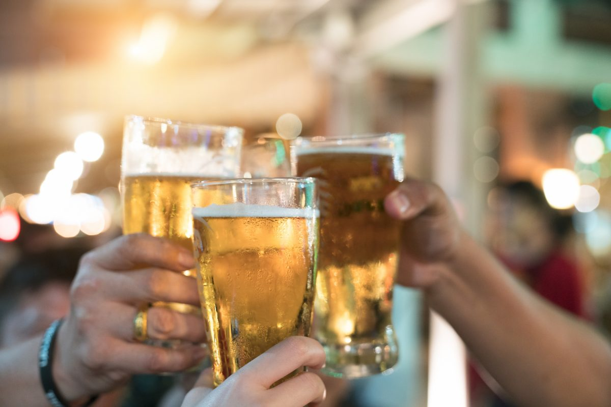 Gas shortage means we could run out of beer and fizzy drinks