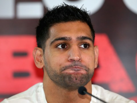 Amir Khan reveals he's put on a 'seven week sex ban' during the run-up to boxing matches