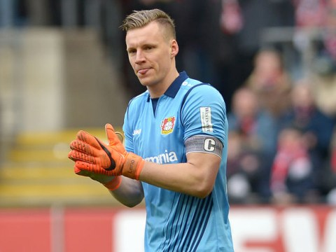 Arsenal to announce £20million transfer of Bernd Leno in coming days