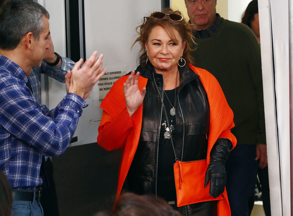 'I warned everybody': Roseanne Barr's ex-husband says he 'could see racism scandal coming'