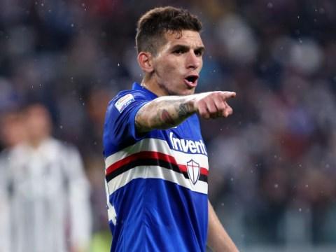 Sampdoria president appears to confirm Lucas Torreira's move to Arsenal