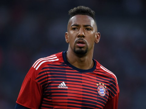 Jerome Boateng rejected Manchester United move over Champions League doubts