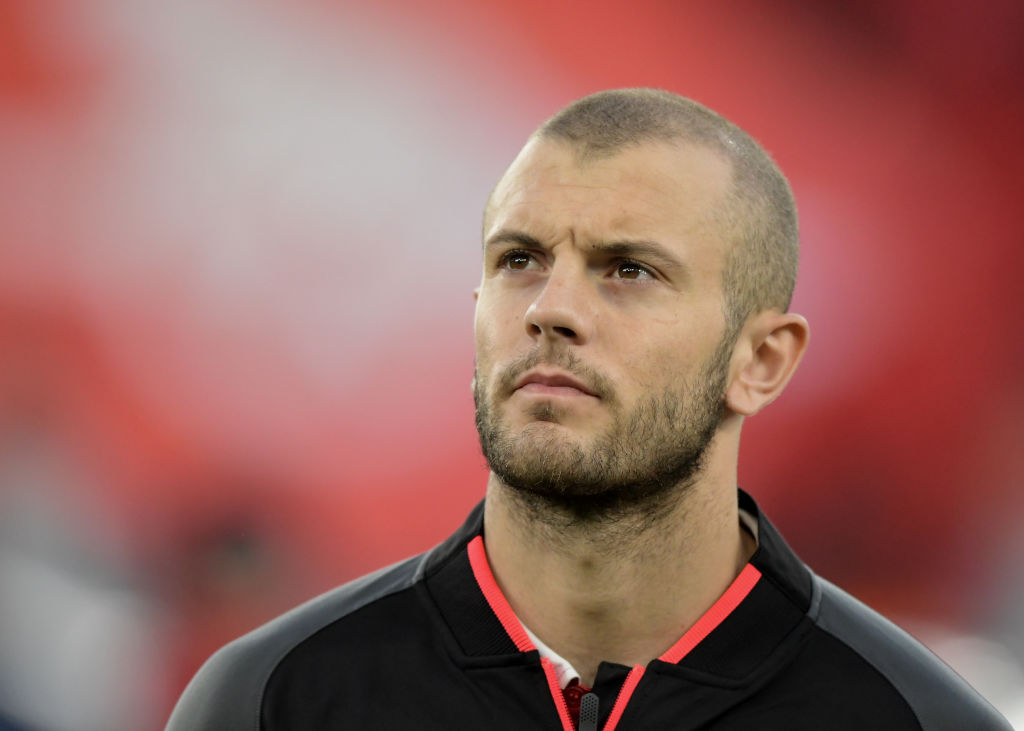 Jack Wilshere reveals what Unai Emery told him in private meeting before he left Arsenal