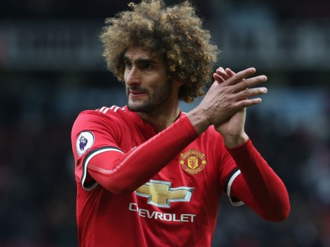 OFFICIAL: Marouane Fellaini signs new Manchester United contract