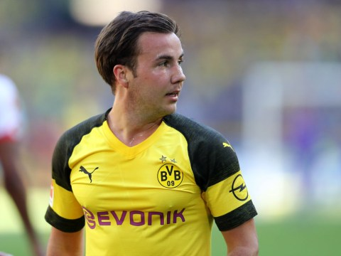 Mario Gotze drops Liverpool transfer hint and reunion with Jurgen Klopp