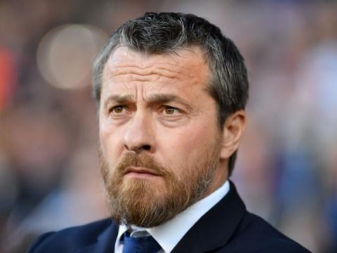 Chelsea hold meeting with Fulham manager Slavisa Jokanovic
