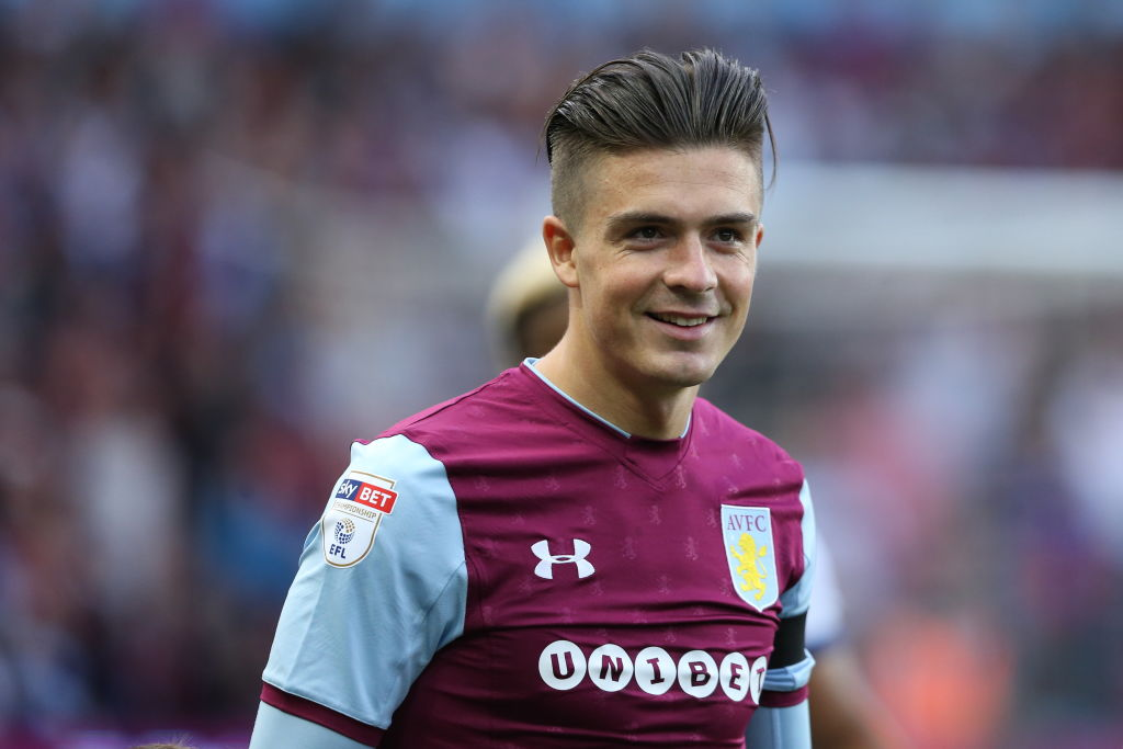 Manchester United and Tottenham target Jack Grealish decides to quit Aston Villa