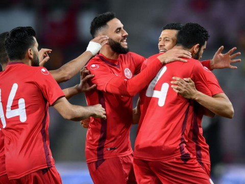 Tunisia goalkeeper feigns injury to allow teammates to break Ramadan fast mid-game