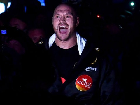 Tyson Fury to fight in August on Carl Frampton undercard at Windsor Park