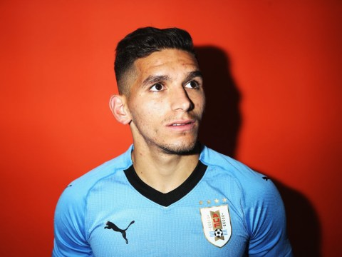 Incoming Arsenal signing Lucas Torreira likely to start on the bench for Uruguay against Egypt