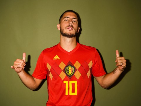 Thibaut Courtois makes frightening Eden Hazard claim ahead of Belgium's World Cup opener