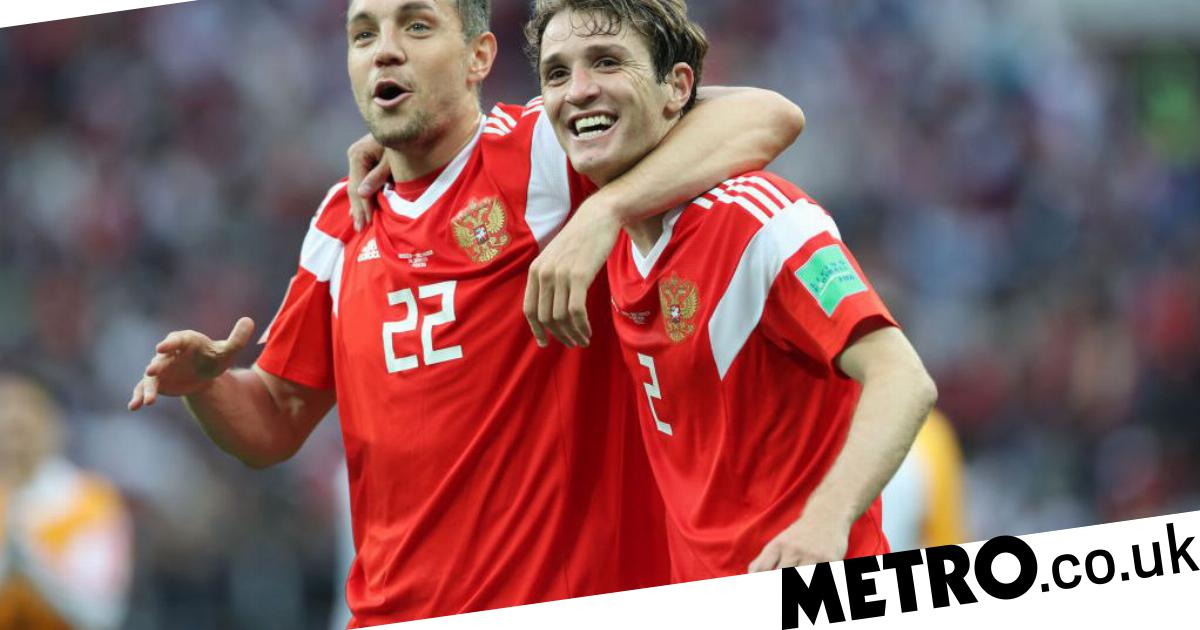 When is Russia vs Croatia? TV channel, odds and head-to-head