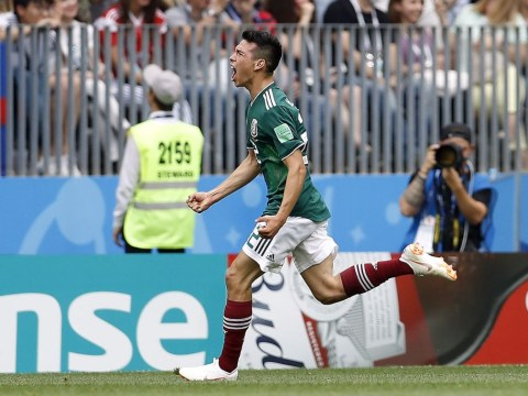 Arsenal and Liverpool target Hirving Lozano ready for Premier League move
