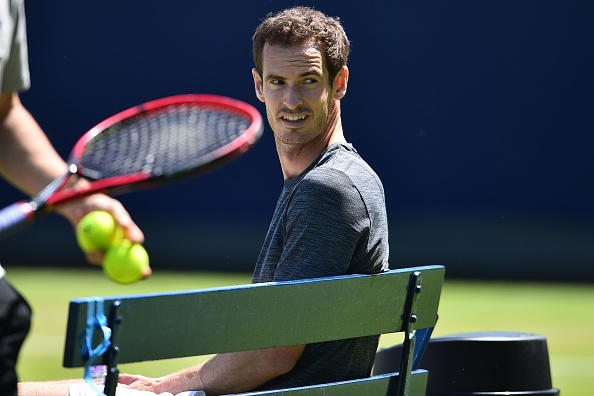 When is Andy Murray playing at Queens? Order of play for Tuesday's tennis