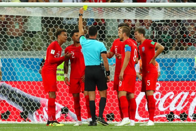 When do yellow cards reset in the World Cup? Which players
