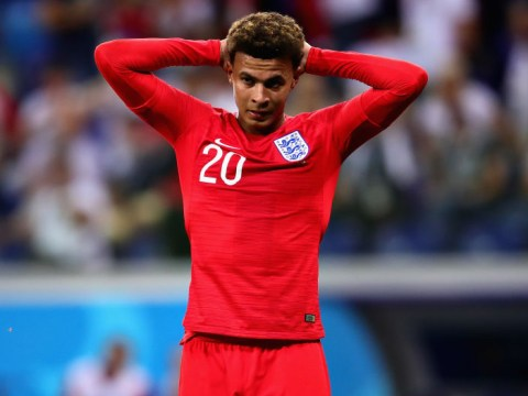 Dele Alli has 'slim chance' of playing against Panama, confirms England boss Gareth Southgate