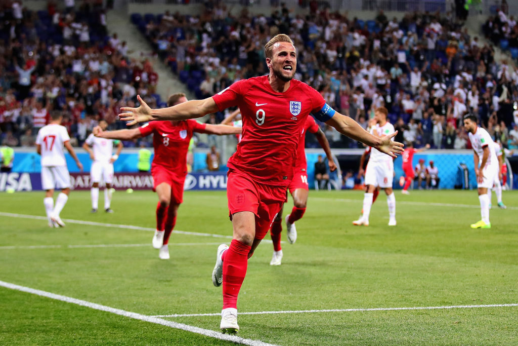 Harry Kane double gives England priceless World Cup opening game win