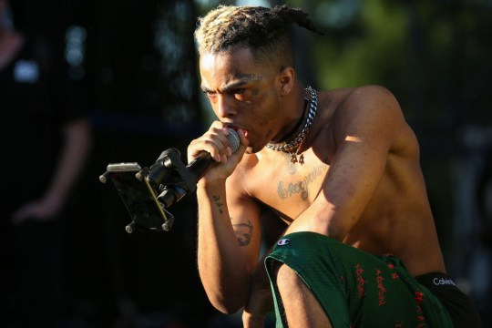 XXXTentacion once bragged about nearly beating a gay man to