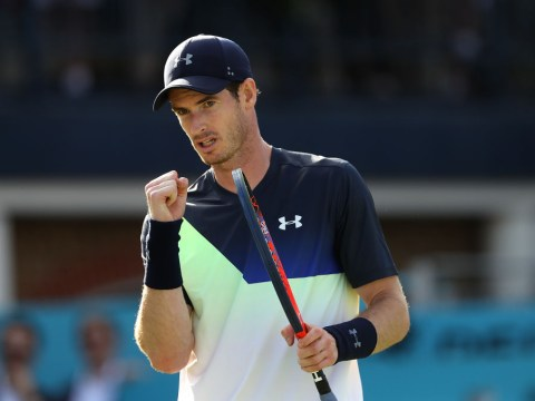 When is Andy Murray playing next and is he playing at Wimbledon?