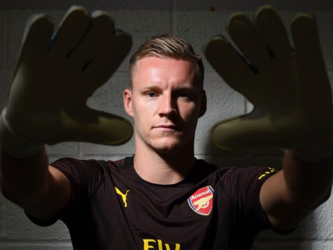 Bernd Leno admits he looked up to Jens Lehmann – just hours after Arsenal legend was axed