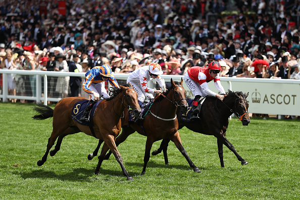 When does Ascot finish and how to get tickets