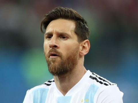 Javier Mascherano reveals Lionel Messi's mood in the Argentina camp