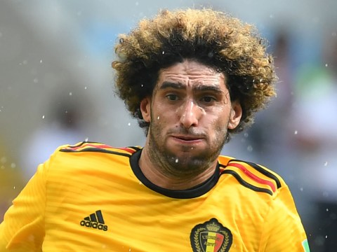 Manchester United to give up on £50 million transfer target after Marouane Fellaini U-turn