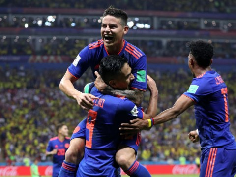 James Rodriguez returns to resurrect Colombia as England dream of World Cup glory