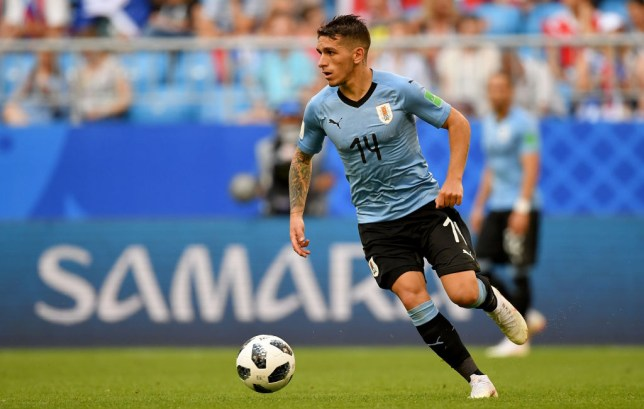 6d09eadf3 Arsenal news  Lucas Torreira proves he is worth the hype in Russia ...