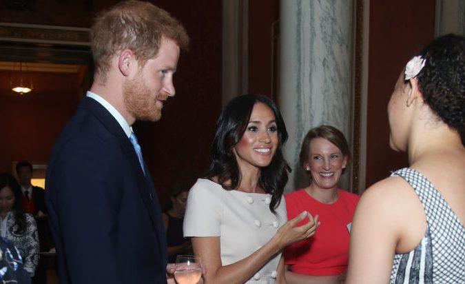 Prince Harry refuses to divulge where he and Meghan Markle spent their honeymoon