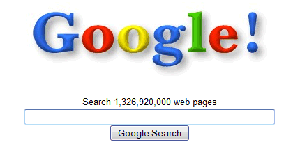 Why is Google called Google?