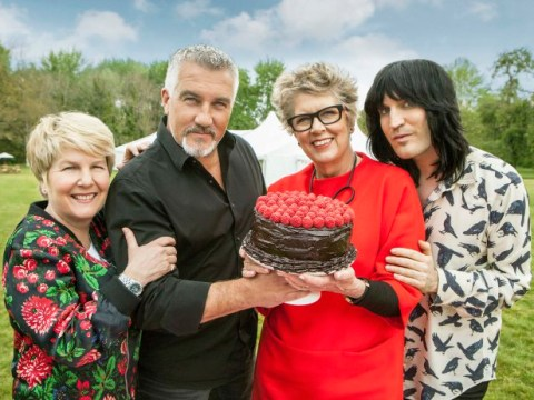 Channel 4 in 'secret talks' to renew Great British Bake Off to stop rivals snapping it up