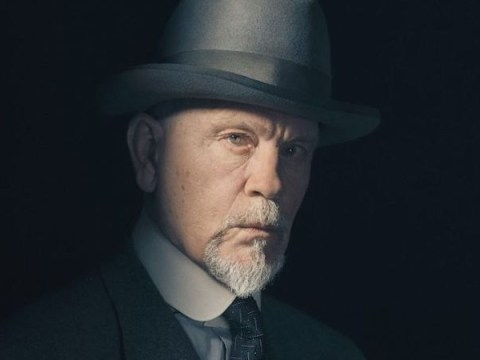 John Malkovich as Poirot ditches classic moustache in first-look at BBC's ABC Murders