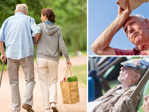 How to help the elderly during a heatwave